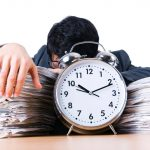 Importance of setting aside time for activities